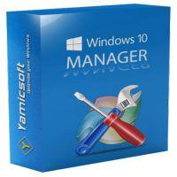 Yamicsoft Windows 10 Manager 2.0.1