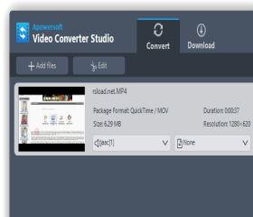 Apowersoft Video Converter Studio v4.5.5