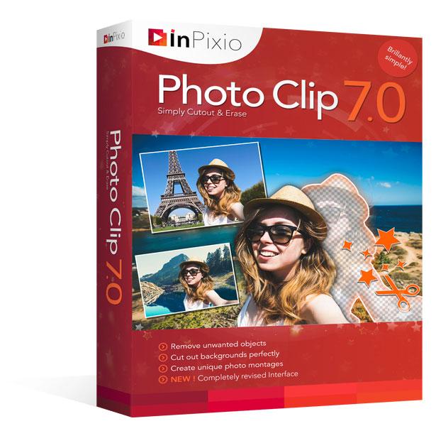 InPixio Photo Clip 7 Professional v7.04
