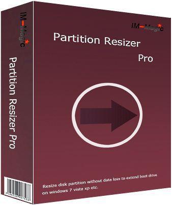 IM-Magic Partition Resizer 3.7.0