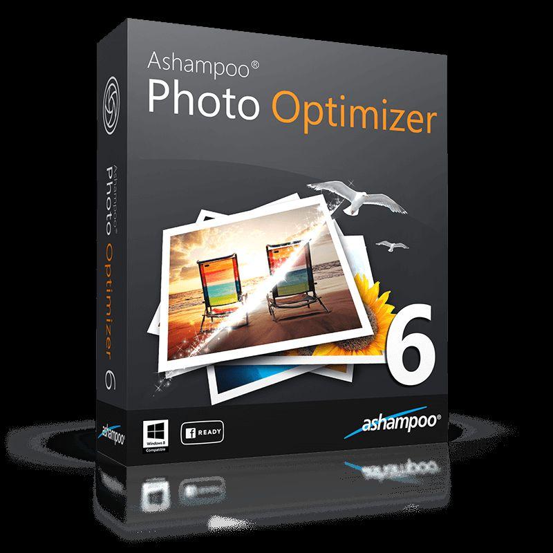 Ashampoo Photo Optimizer 6.0.20