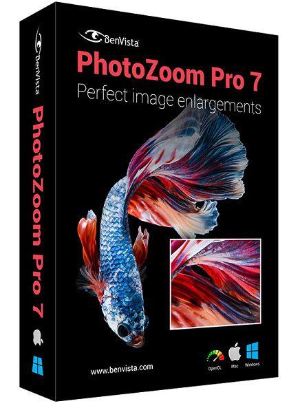 Benvista PhotoZoom Pro 7.0.6