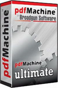 pdfMachine Ultimate 15.01