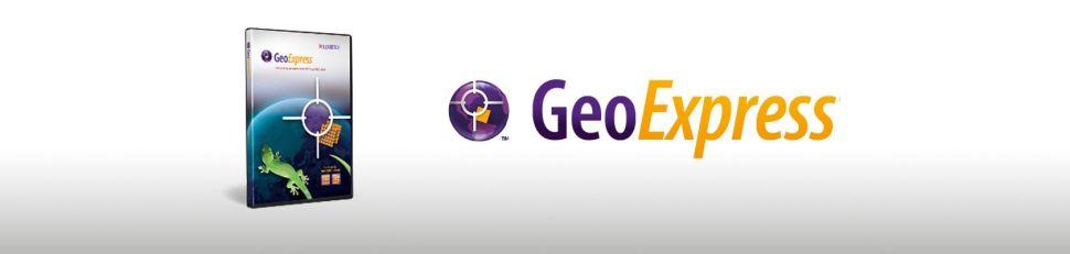 GeoExpress Unlimited v9.5.4.4650