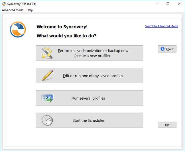 Syncovery Pro Enterprise 7.85h Build 520 x86x64