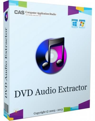 DVD Audio Extractor v8.2 incl patch [CrackingPatching]