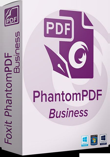 Foxit PhantomPDF Business 8.3.1.21155
