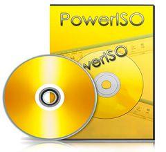 PowerISO 6.9 + Keygen + Portable + Repack