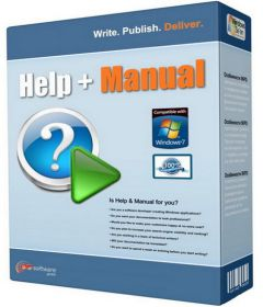 Help & Manual Professional 7.3.2 Build 4260