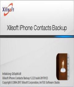 Xilisoft iPhone Contacts Backup 1.2.24 Build 20170914