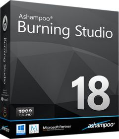 Ashampoo Burning Studio 18.0.8.1 incl