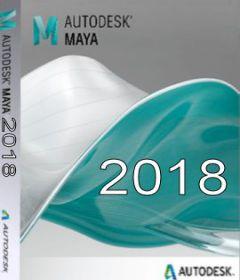 Autodesk Maya 2018 x64 incl