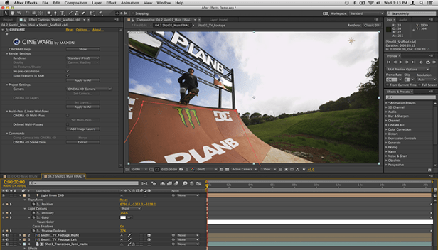 Adobe After Effects CC 2018 v15.0.0 free download