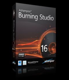Ashampoo Burning Studio 19.0.0.25 incl Patch