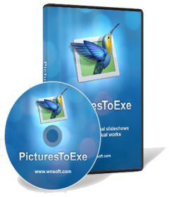 PicturesToExe Deluxe 9.0.14 incl