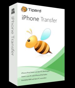 Tipard iPhone Transfer Ultimate 8.2.30