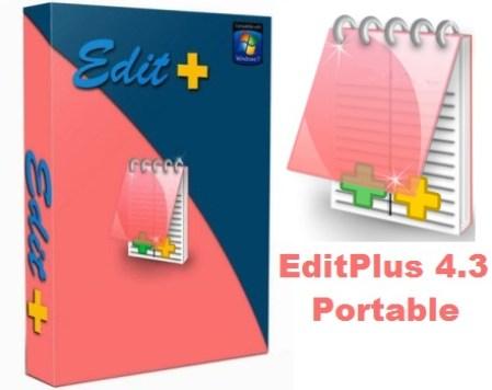 EditPlus 4.3.2543