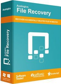 Auslogics File Recovery 8.0.5.0 incl Patch