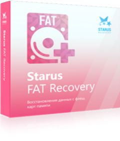Starus FAT Recovery 2.8