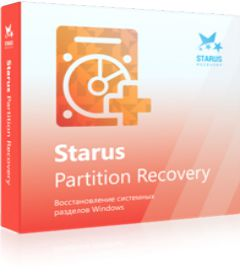Starus Partition Recovery 2.8