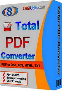 Coolutils Total PDF Converter serial key keygenerator