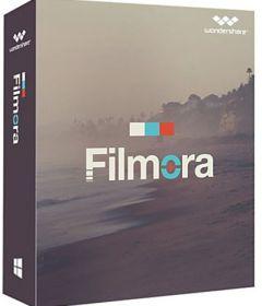 Wondershare Filmora 8.7.0.2 incl Patch