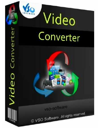VSO Video converter Crack Full version Patch