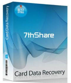 7thShare Card Data Recovery 2.6.6.8