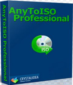 AnyToISO Converter 3.9.2 Build 620 Professional + Portable + Repack + MacOSX - [CrackingPatching]