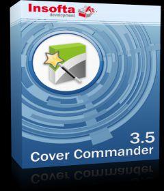 Insofta Cover Commander 5.6.0 + keygen