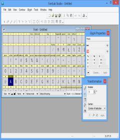 FontLab Studio 6.0.8.6790
