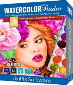 Jixipix Watercolor Studio