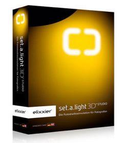 set.a.light 3D STUDIO Edition + key