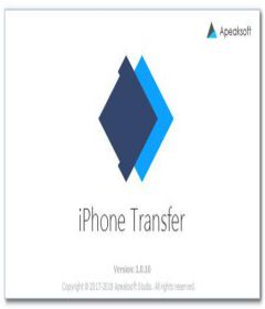 AnyMP4 iPhone Transfer Pro 8.2.76 + patch
