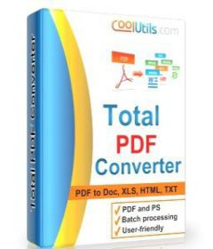 Coolutils Total PDF Converter 6.1.0.156 + Serial