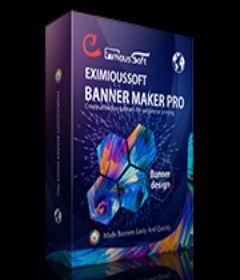 EximiousSoft Banner Maker 5.47 + Portable + patch