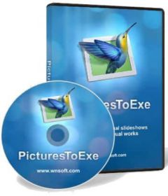 PicturesToExe Deluxe 9.0.20 + patch