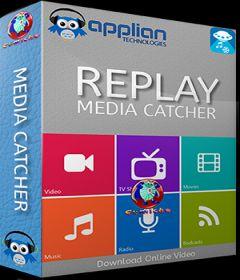 Replay Media Catcher 7.0.1.27 + patch