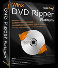 WinX DVD Ripper Platinum 8.8.0.208 + Portable + patch