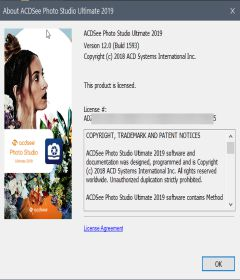 ACDSee Ultimate 2019 v12.0 Build 1593 + x64 + keygen