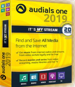 Audials One 2019.0.2600