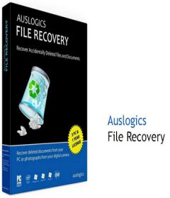 Auslogics File Recovery 8.0.14 incl Patch + Portable