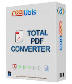 Coolutils Total PDF Converter 6.1.0.157 + Portable + serial
