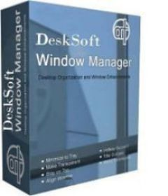DeskSoft WindowManager 6.3.1 + patch