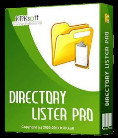 Directory Lister Enterprise 2.30.0 + patch