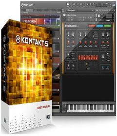 Native Instruments Kontakt 5 v5.7.3 incl Patch