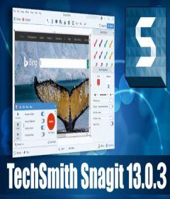 TechSmith SnagIt 2019.0.0 Build 2339 + keygen