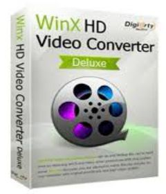 WinX HD Video Converter Deluxe 5.12.1.295 + patch