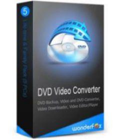 WonderFox DVD Video Converter 16.1 + keygen
