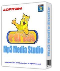 Zortam Mp3 Media Studio Pro 24.25 + keygen